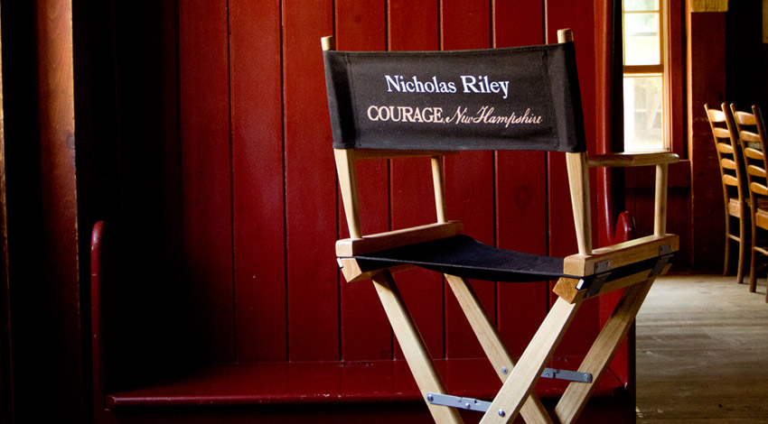 Director chair on set courage director s chair colony bay tvcolony